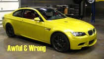 BMW Finally Grasps the Concept of Yellow