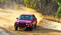 NASA Rally Sport's Sandblast Rally – Pre-Event