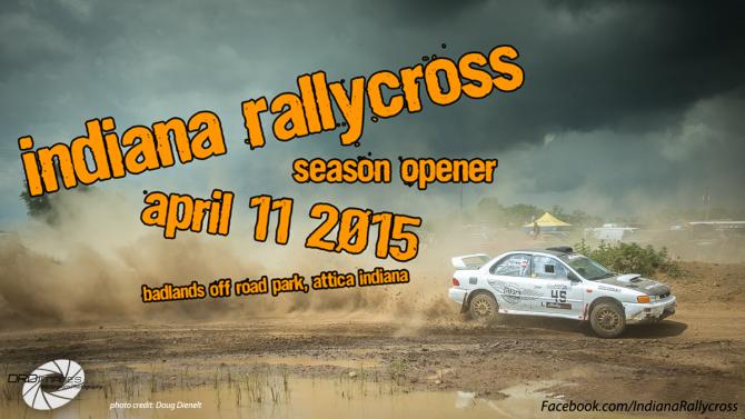 Indiana Rallycross is Back!