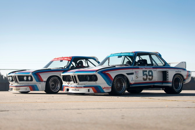 40th Anniversary of BMW's First US Race Win & BMW of North America