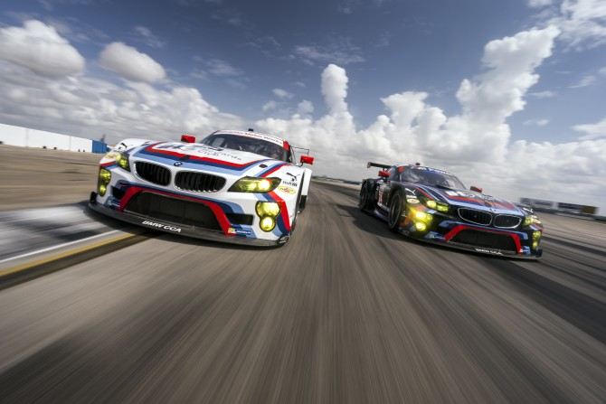 BMW Celebrates 40th Anniversary of 1975 Sebring Victory