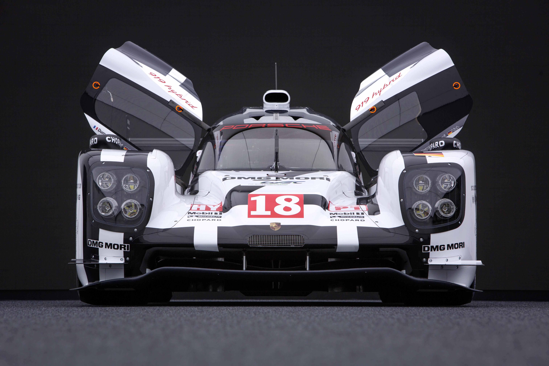 2015 Porsche 919 Hybrid Proven Success Extensively