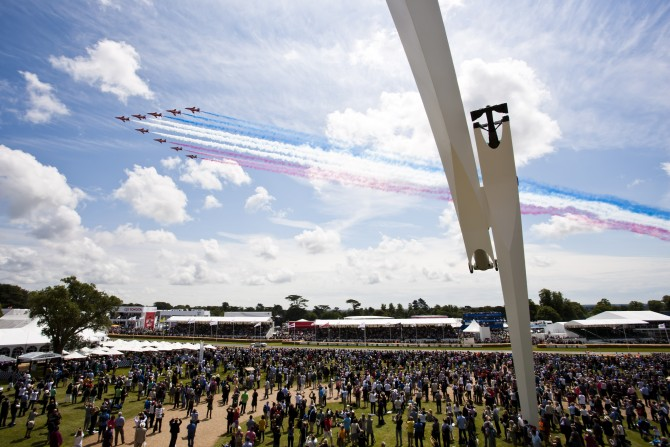 Goodwood Officially Launches Festival of Speed 2015