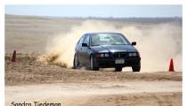Building my S50ti RallyCross car