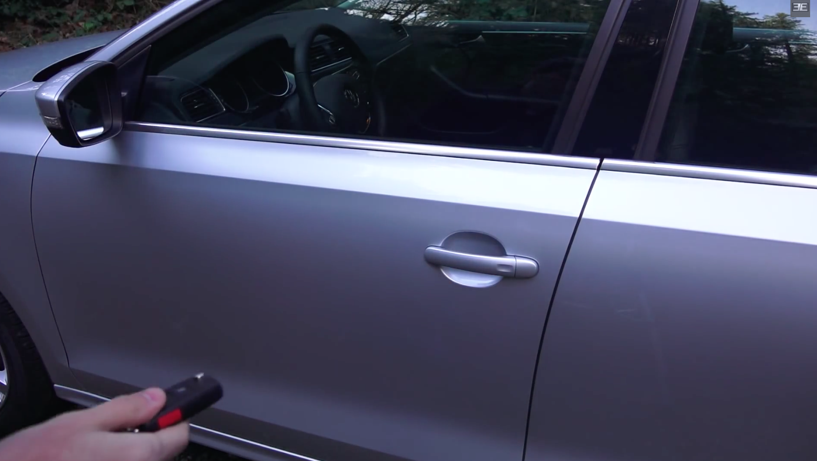 2015 Jetta Key lock