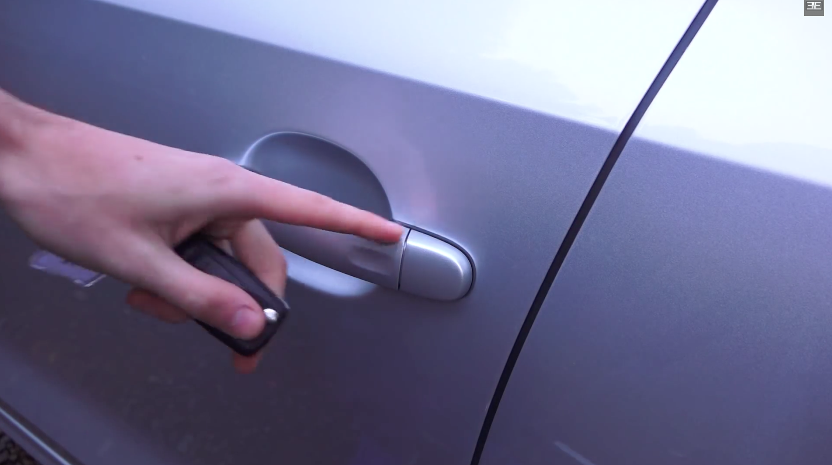 2015 jetta key lock handle