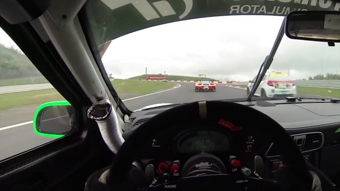 24hrs of the Nurburgring: POV – Driver's Eye