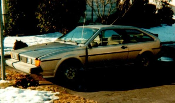 Car #2: Worst Idea Ever