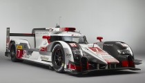 The Audi R18 E-TRON Quattro is Incredible