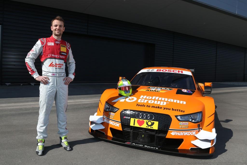 Audi Sport warm up 2015