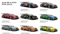 Top Brands Opt for Audi in DTM