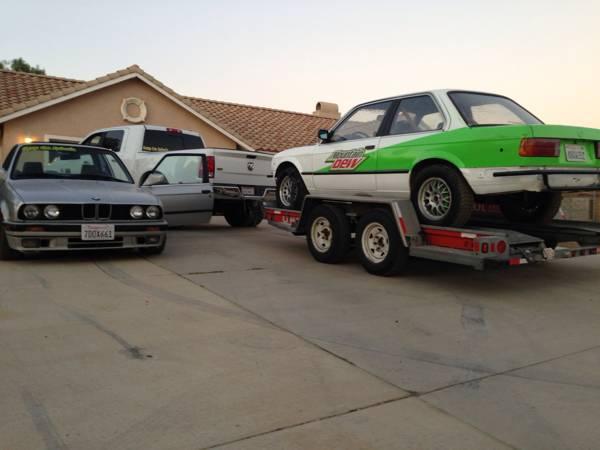 e30 turbo rally car 3