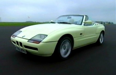This Z1 looks more like a bad breakfast than a sports car.