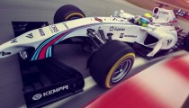 Hackett & Williams Martini Racing = The Coolest Pitstop Ever