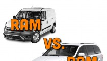 Ram Promaster City Facing Competition Across the Showroom