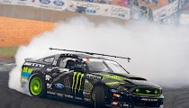 Vaughn Gittin Jr.. will unveil his 2015 Ford Performance Ford Mustang