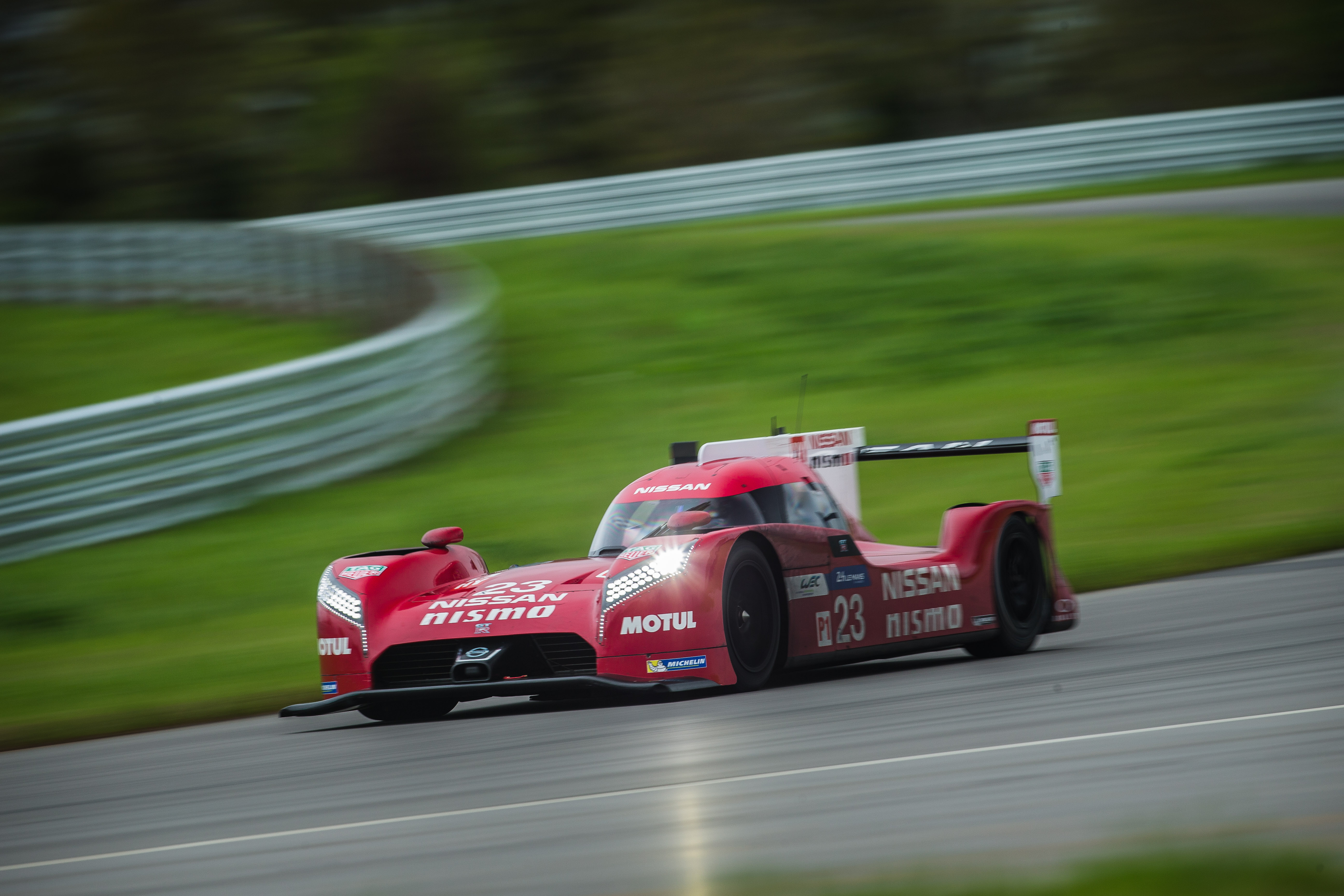 nissan gt r lm nismo completes four day test in the u s in preparation for le mans build race. Black Bedroom Furniture Sets. Home Design Ideas