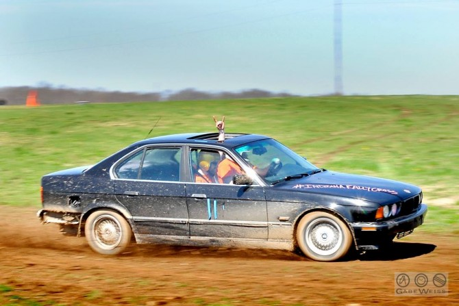 Indiana Rallycross 1st Event of 2015!