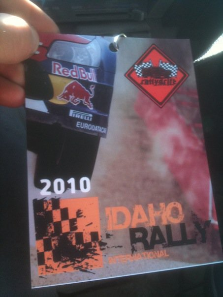 Idaho Rally 2010