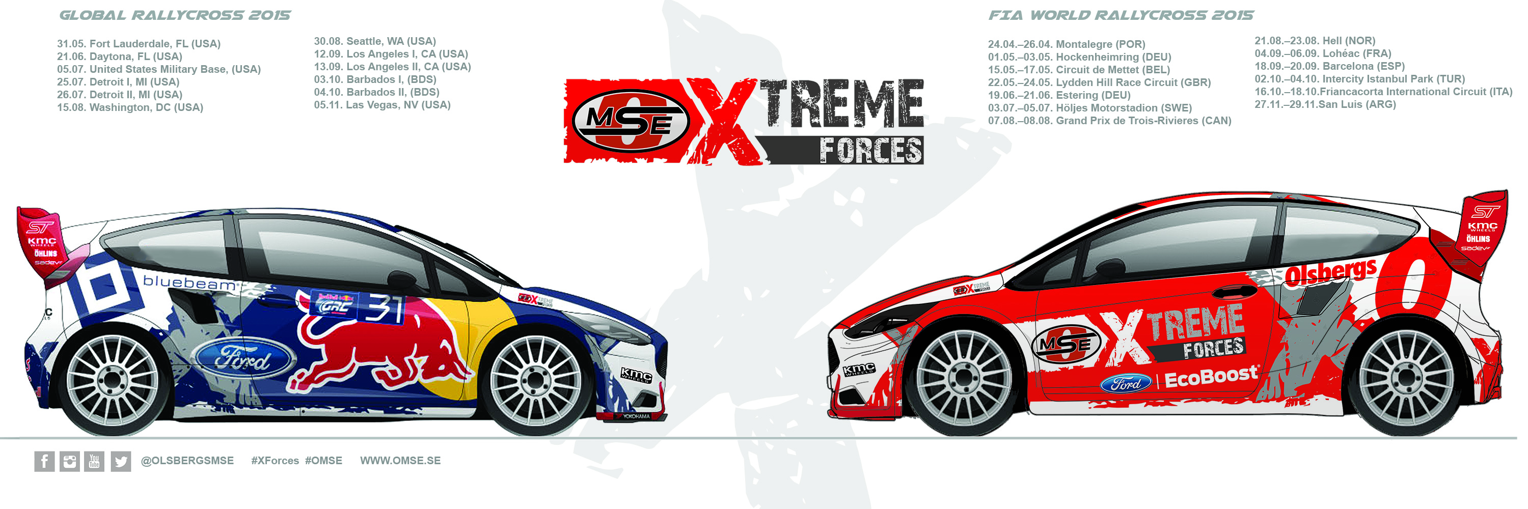 Olsbergs MSE Launches Multi-championship Rallycross Campaign – Build ...