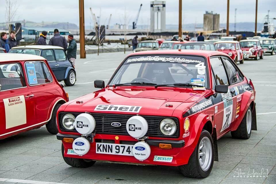 Escort Rally for sale