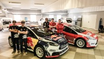 Olsbergs MSE Launches Multi-championship Rallycross Campaign