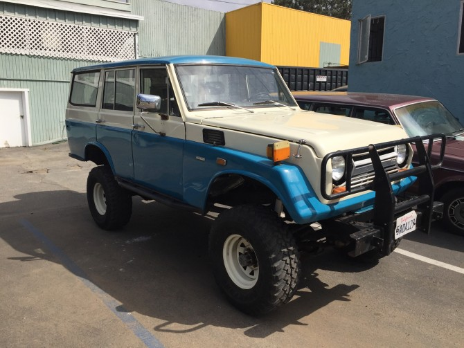 FOTS: Toyota Land Cruiser