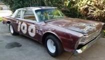 For Sale: Vintage NASCAR '66 Galaxie