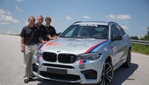 BMW PERFORMANCE CENTER TO CONTEST THE 2015 ONE LAP OF AMERICA WITH NEW BMW X6 M