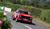 For Sale: 1979 Ford Escort MkII Rally Car