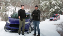 Ford Fiesta ST Goes Rallying