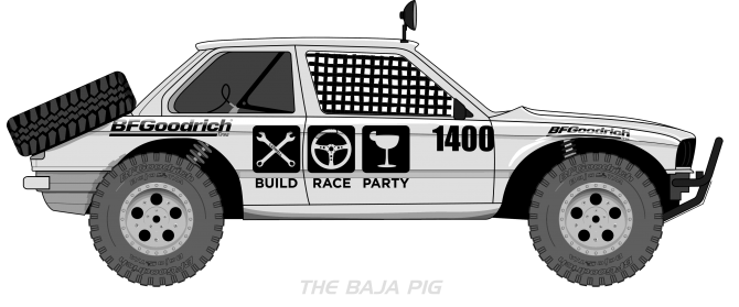 The Baja Pig – Part 1, The Big Picture