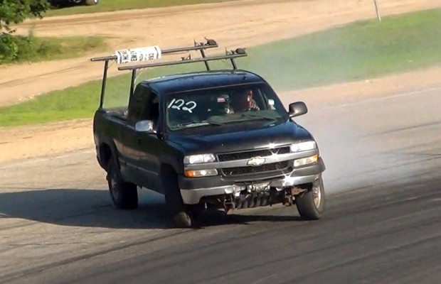 My Four Seasons Hr on chevy colorado drift truck