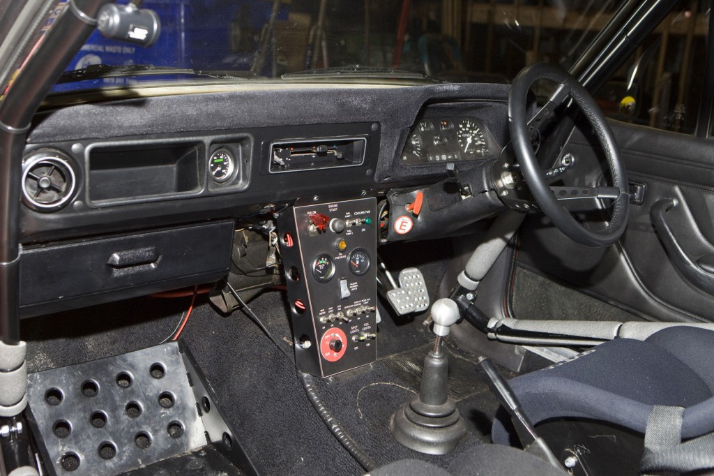 rally escort interior for sale