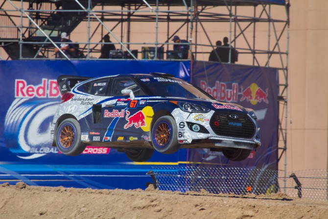 Twice the Action: Second Round Added to the Red Bull Global Rallycross at Daytona International Speedway on June 19-21