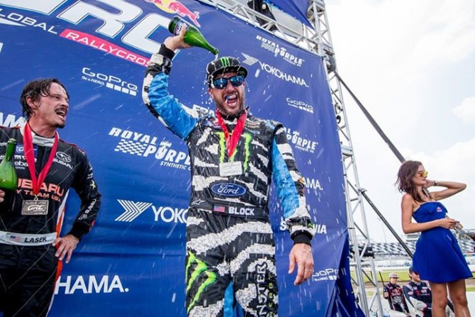 RED BULL GRC SEASON PREVIEW: KEN BLOCK