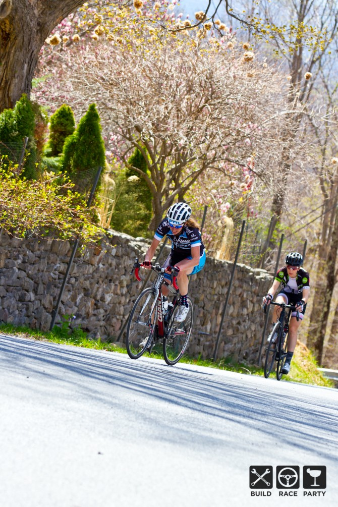The 2015 Woodstock Women's Cycling Grand Prix