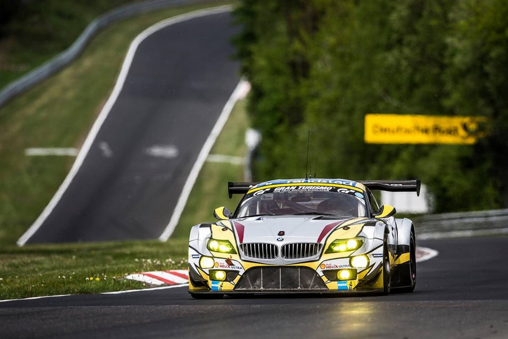BMW on Pole for the 24hrs of the Nurburgring - Photo by: http://www.gtspirit.com