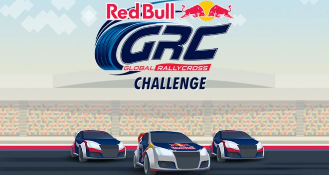 PLAY RED BULL GRC CHALLENGE GAME & EARN UNIQUE REWARDS