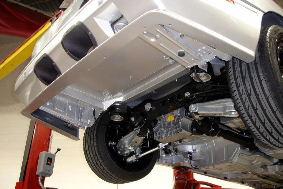 E30 M3 rear end