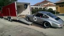 Stolen 1969 911 Race Car
