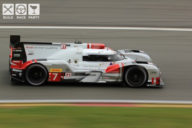 FIA World Endurance Championship – 6 Hours of Spa-Francorchamps