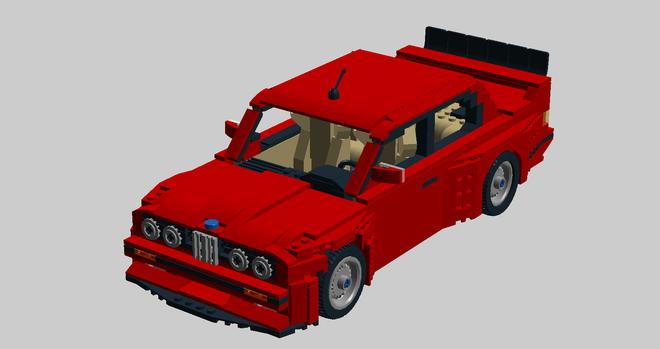 LEGO E30 M3 FTW