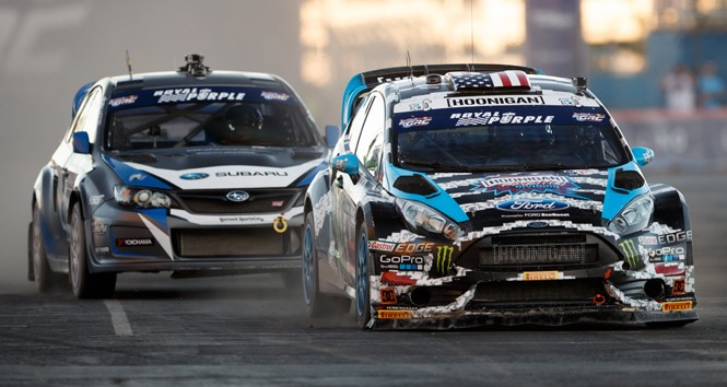 RED BULL GRC REVISES MANUFACTURER'S CHAMPIONSHIP STRUCTURE