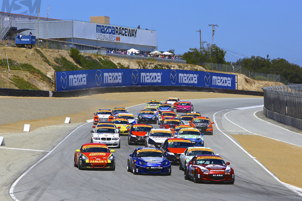 Mazda Raceway Laguna Seca The Good The Bad And The