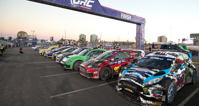 KNOCKOUT QUALIFYING TO SHAKE UP FIRST-DAY RED BULL GRC ACTION