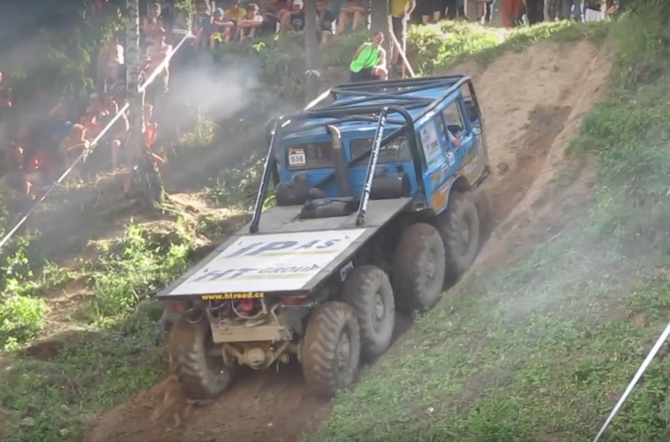 Top Extreme Hillclimb – Build Race Party
