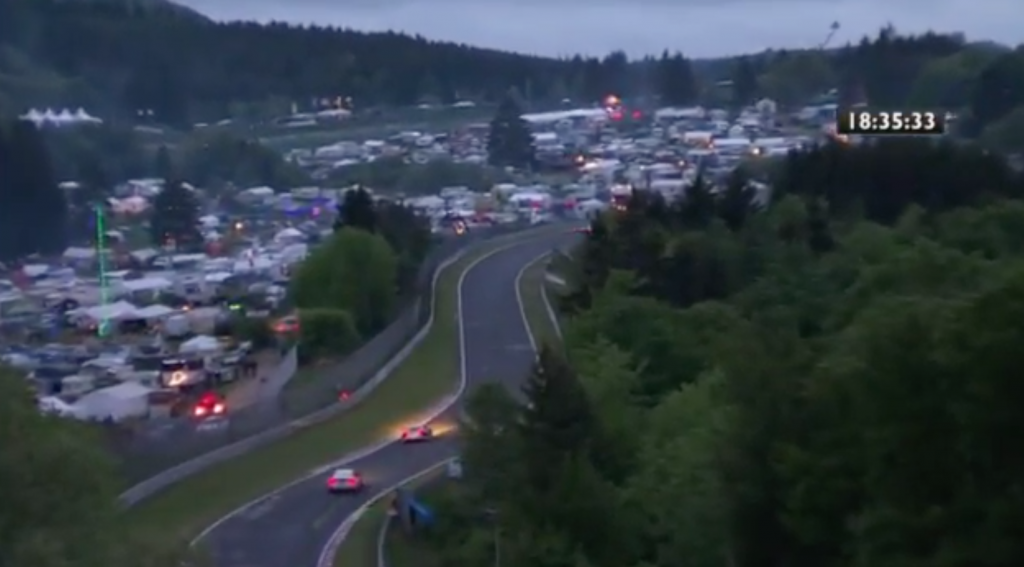 Nurburgring 24hr live feed