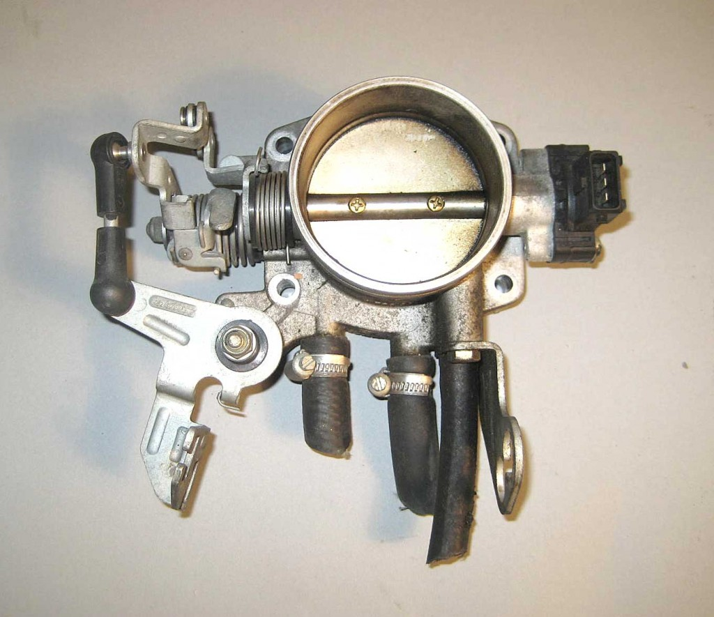bmw throttle body