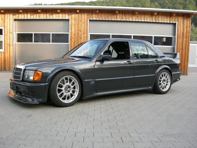 I want a 1989 Mercedes Benz 190E 2.5-16 Evo 1